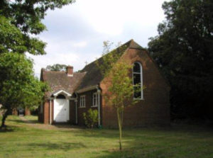 Church of the Holy Innocents, Fairseat